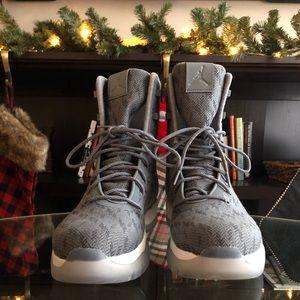 Nike Men's Air Jordan Future Boot Cool Grey